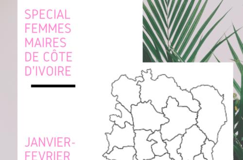 Article : Numéro 1 Femmes Maires de Côte d'Ivoire
